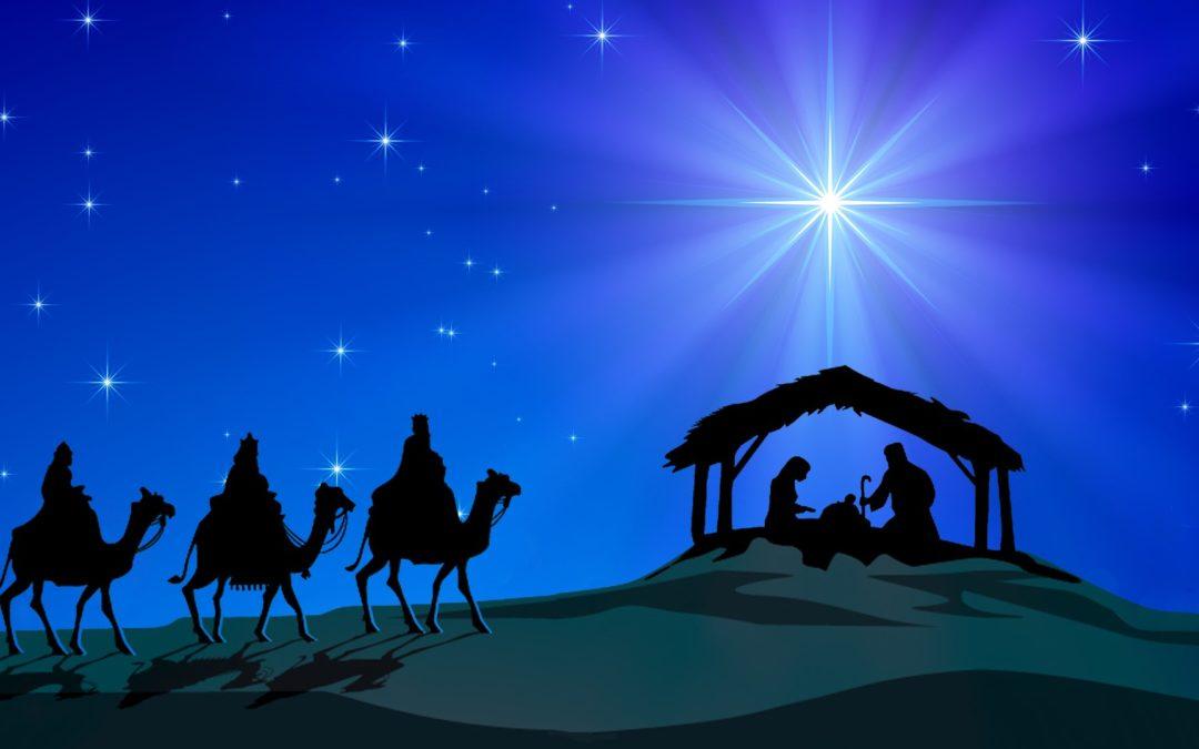 O té hvězdě betlémské
