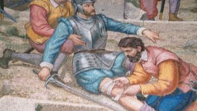 Zraněný od Pamplony