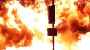Zvuky výbuchů 1