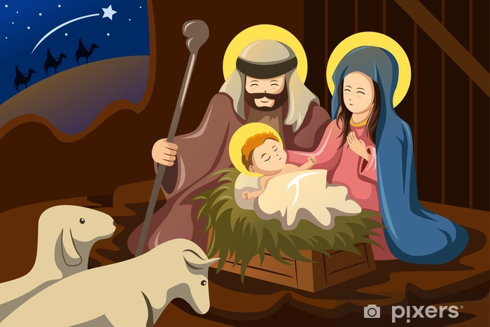 Josef a Marie