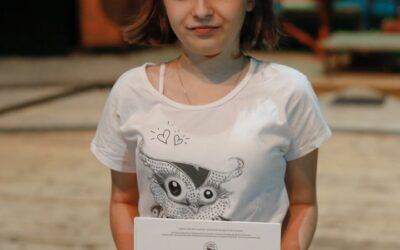 Mladý talent Jekatěrina Ščerba